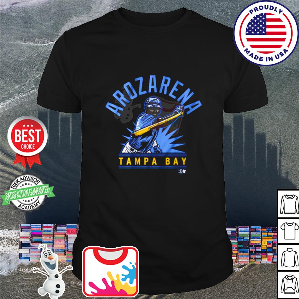 The Randy Arozarena Show Tampa Bay Rays shirt