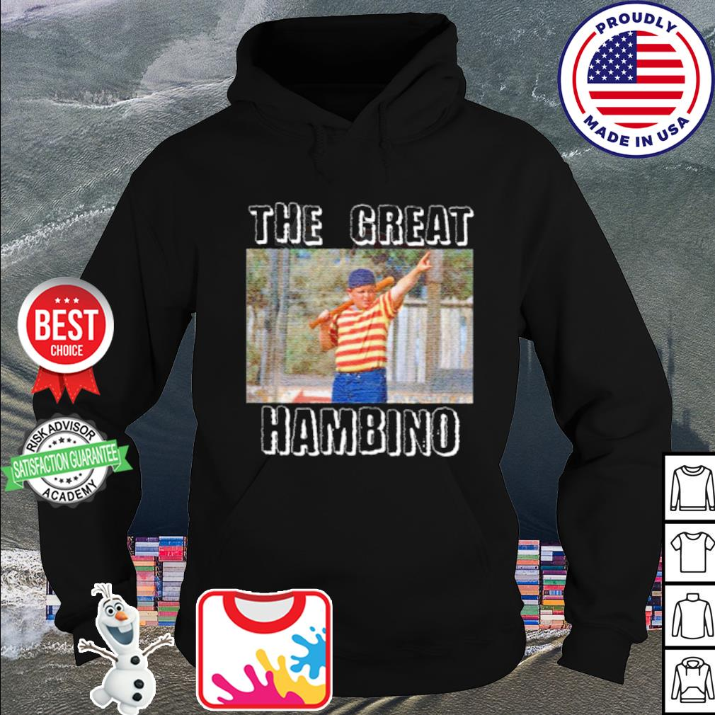 The Sandlot The Great Hambino s hoodie