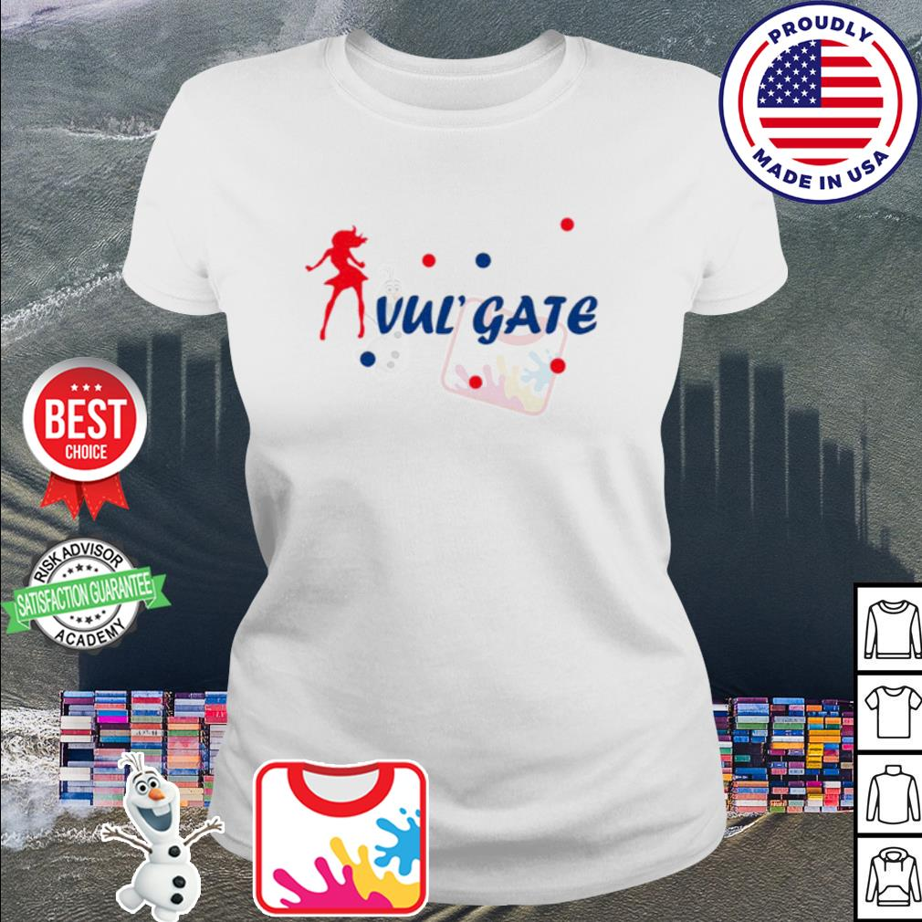 Vul Gate s ladies-tee